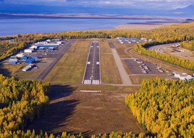 Birchwood Airport, Alaska